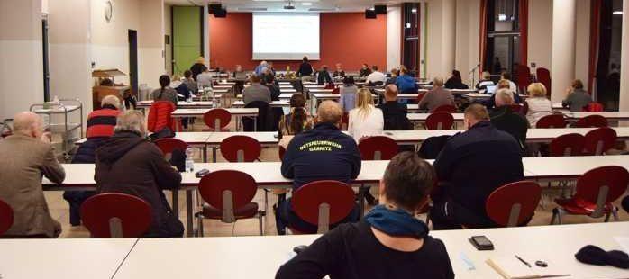 Mit 25 Gästen war das Event wieder mal so gut besucht wie in keinem anderen Kaff rund um Leipzig.