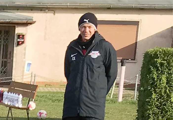 Mike Rietpietsch an der Wurzel des deutschen Qualitätsfußballs.